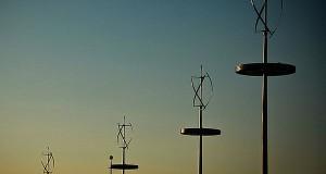 Vertical axis wind turbines (2)