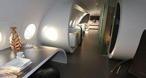 Vliegtuigsuite, Teuge Airport Hotel, Netherlands