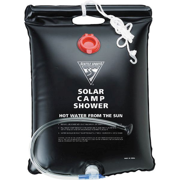 Solar Camping Shower