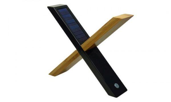 PowerPlus Sphynx Solar Powered Desk Lamp